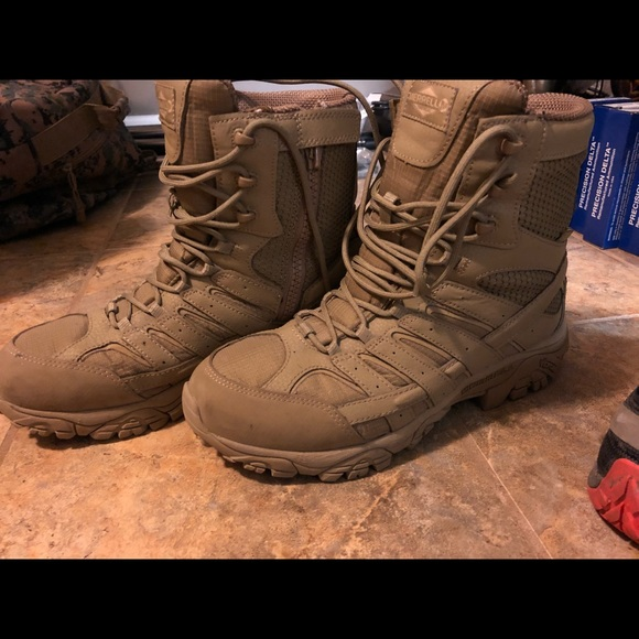 03f4be07 Merrell MOAB 2 Tactical Waterproof boots